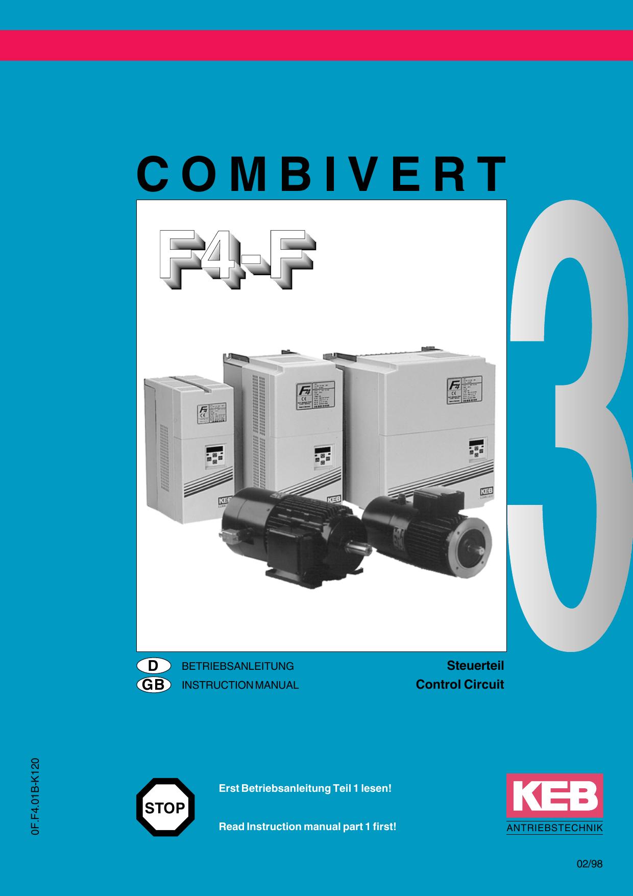 COMBIVERT | manualzz.com on