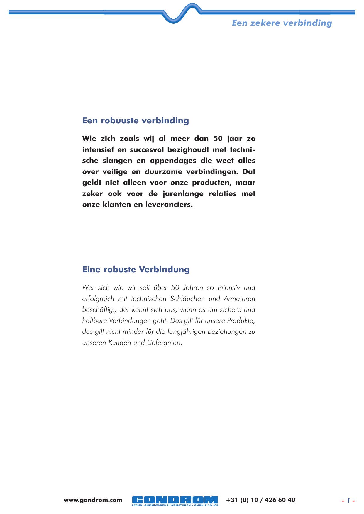 Catalogus - Walter Gondrom & Co. KG | manualzz.com