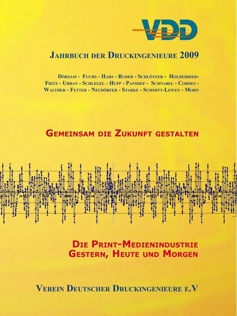VDD Jahrbuch 2009 - IDD - Technische Universität Darmstadt ...