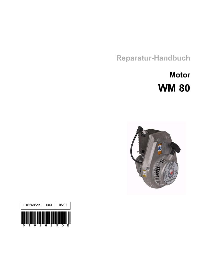 Wacker WM80 Zylinderkopfdichtung Motor Stampfer Neu