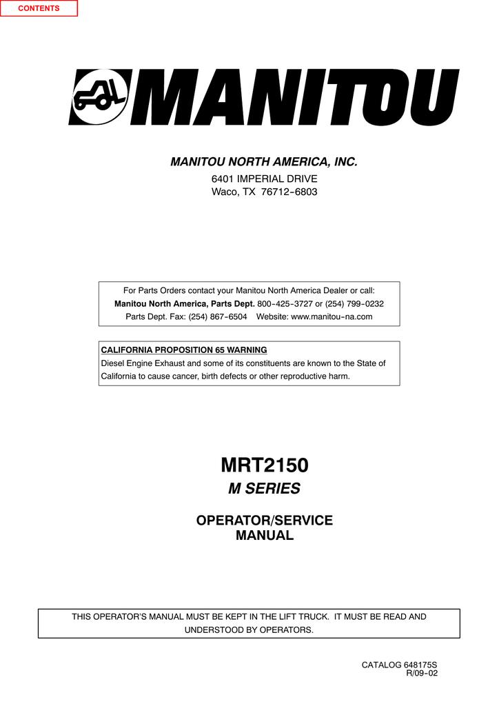 2 - Hawkins Equipment | manualzz.com