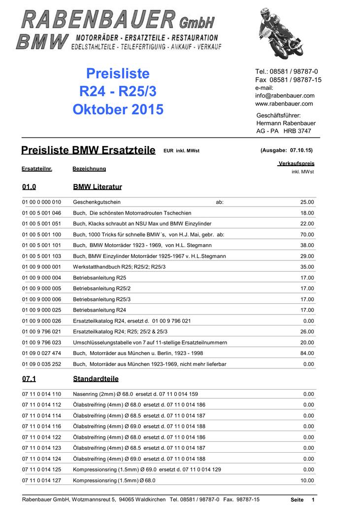 Kupplungsfeder für BMW R25//3!