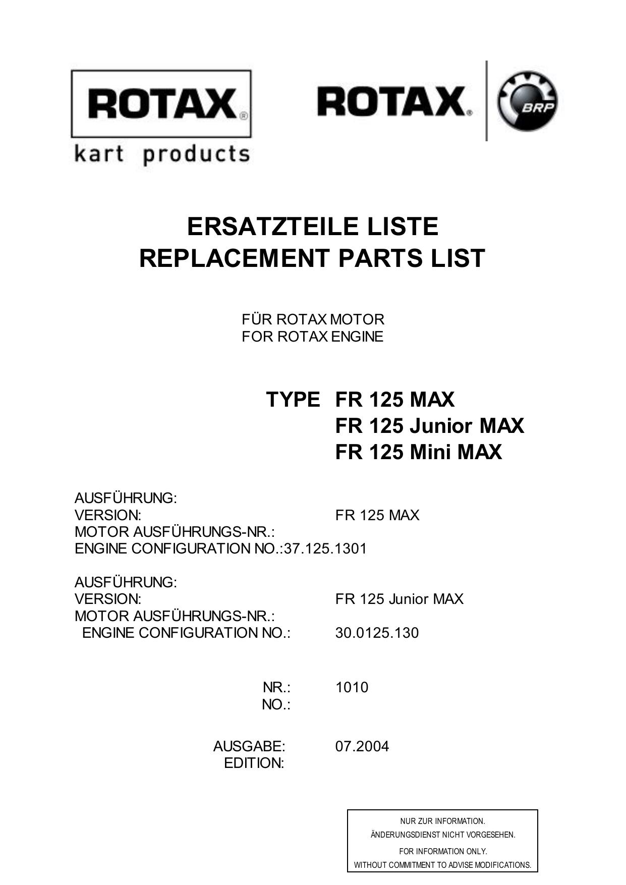 Parts List | manualzz com