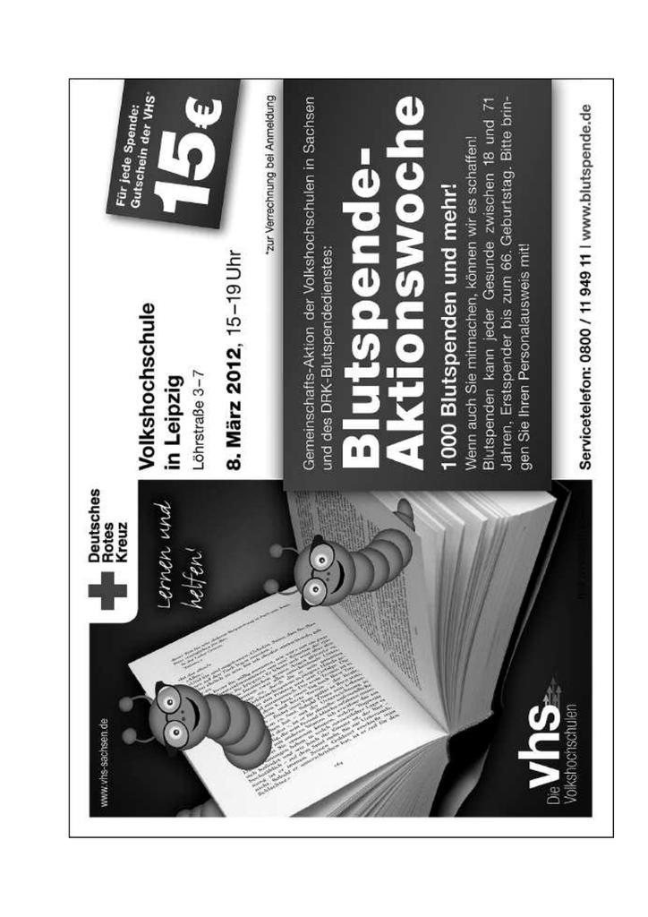 Frühjahrsprogramm 2012 Deutsches Institut Für