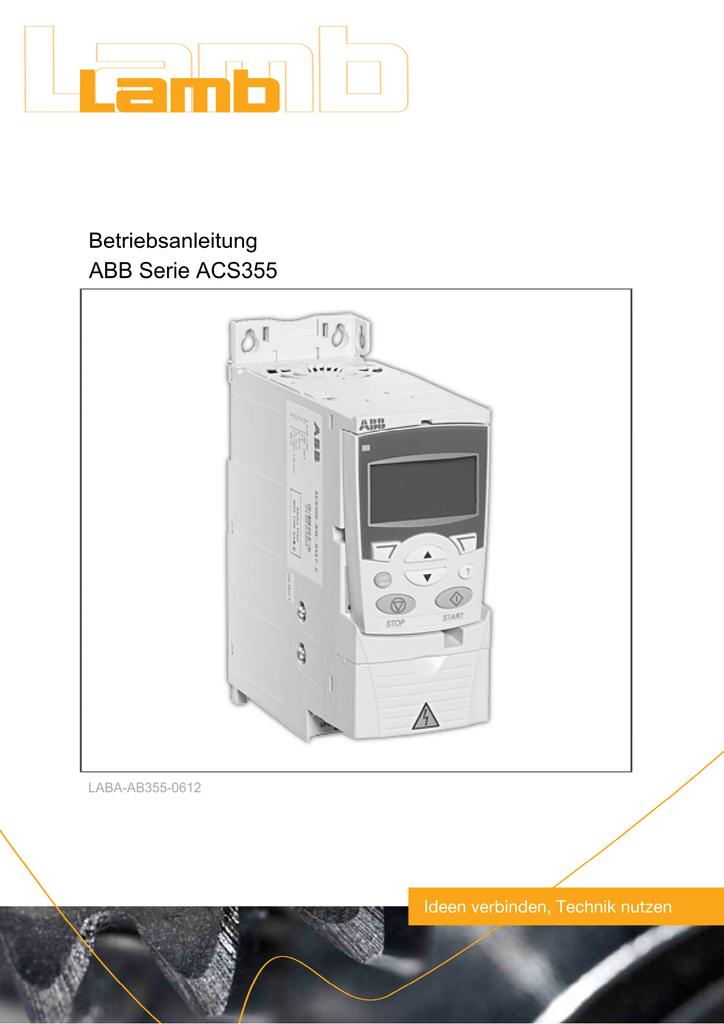 ACS355 06/12 PDF, 8.8 MB   manualzz.com