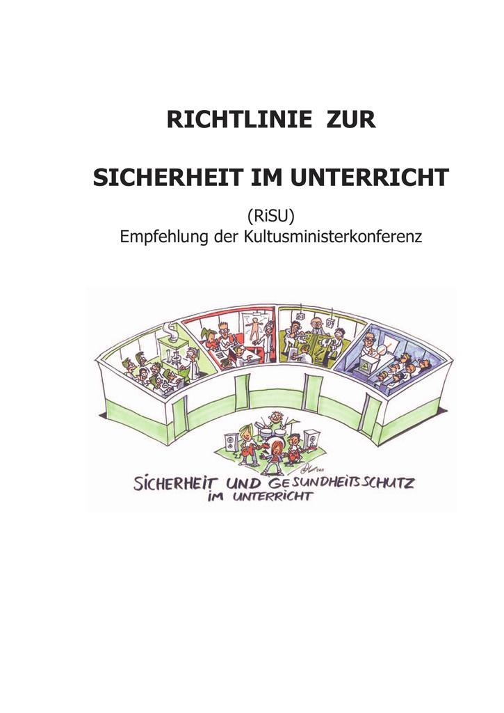 richtlinie zur sicherheit im unterricht - Lehrer-Uni-Karlsruhe RAI ...