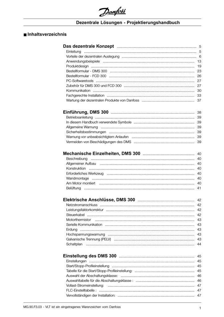 projektierungshandbuch dezentrale lösungen | manualzz.com