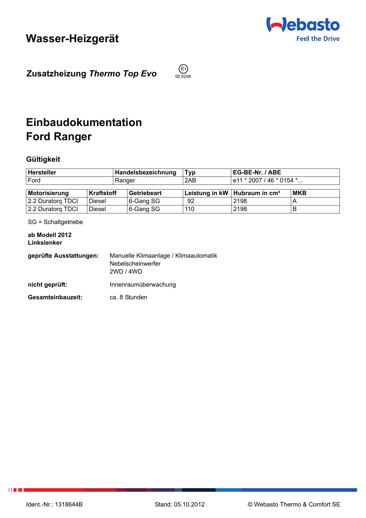 Schön Ford Rangers Schaltplan Galerie - Elektrische Schaltplan-Ideen ...