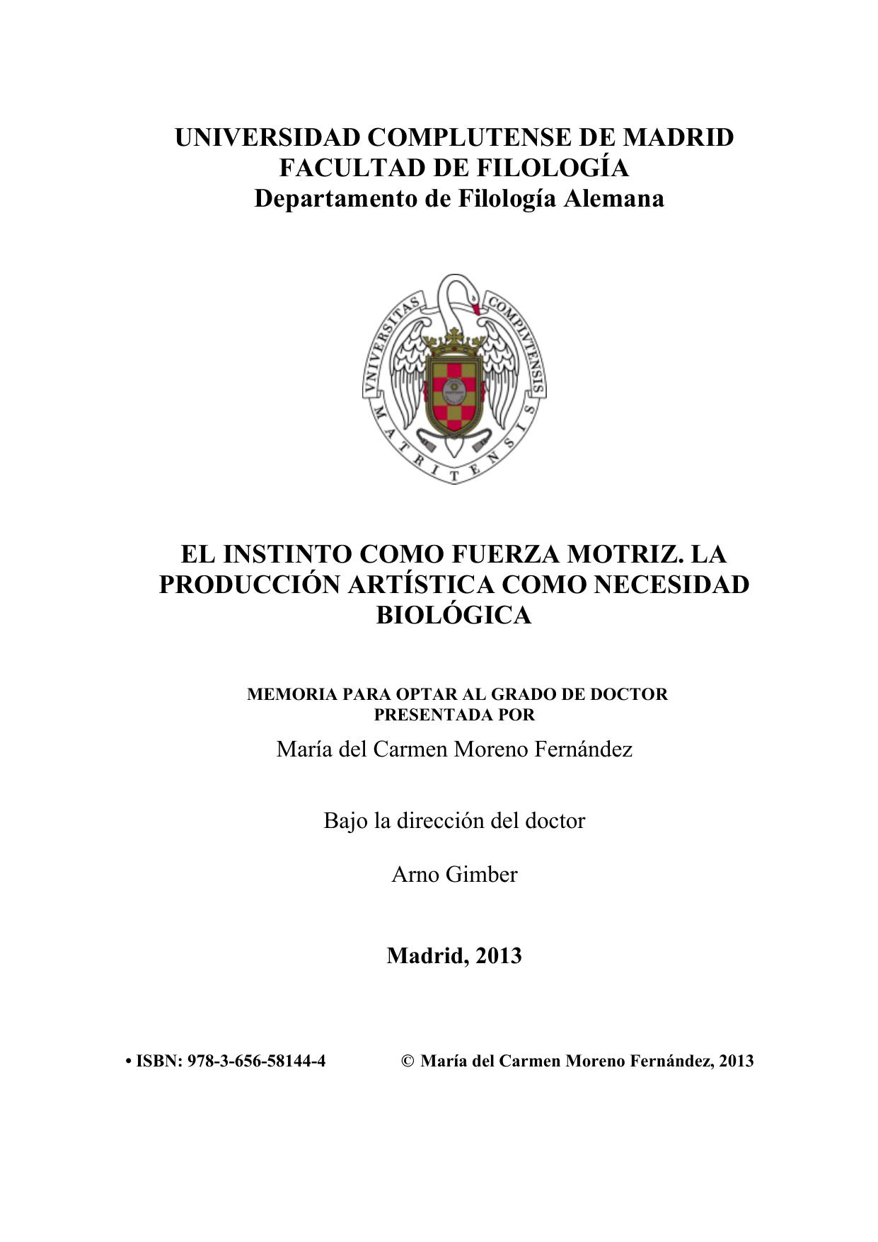 E Prints Complutense Universidad Complutense De Madrid