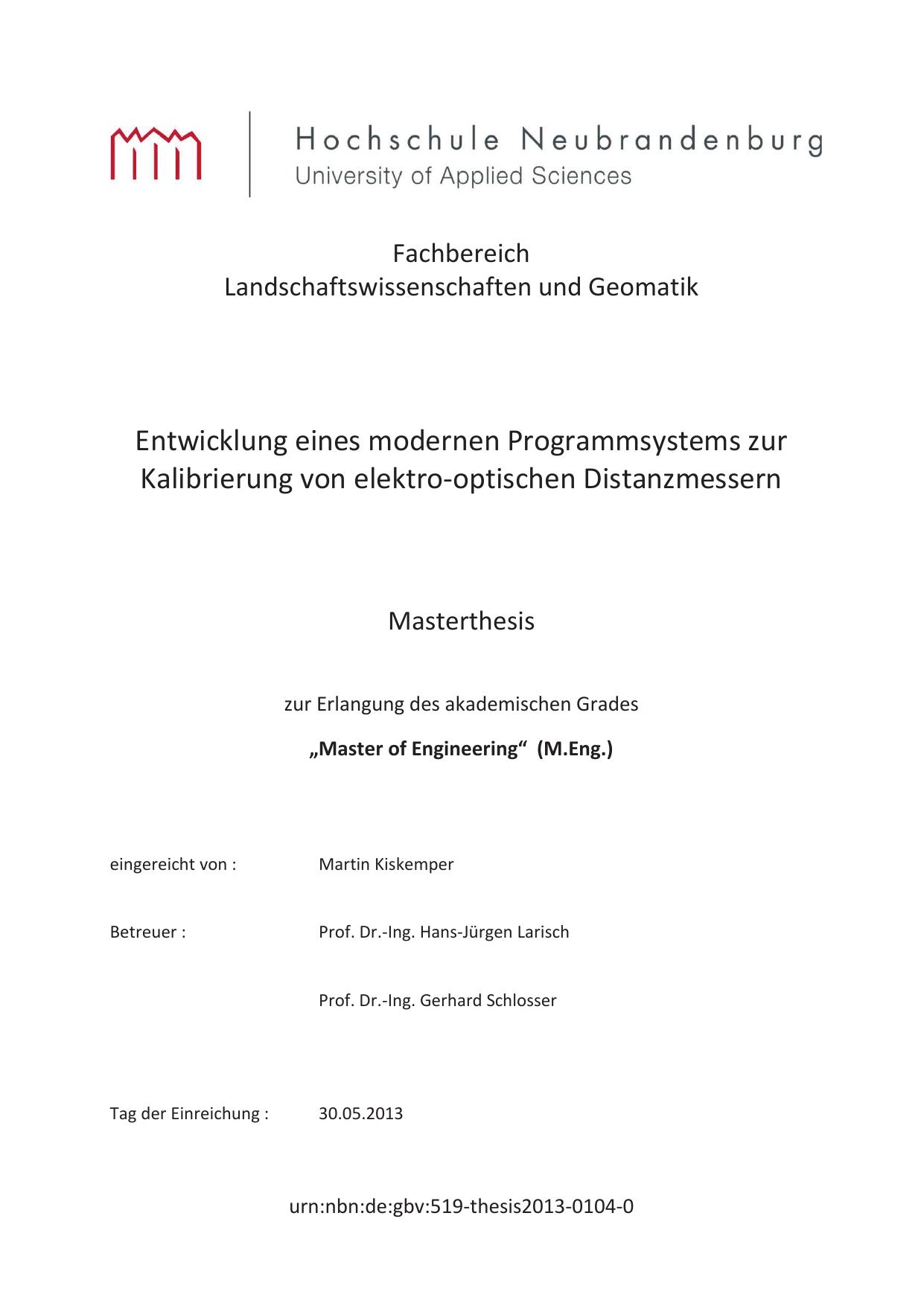 2 Grundlagen der elektro-optischen Entfernungsmessung   manualzz.com