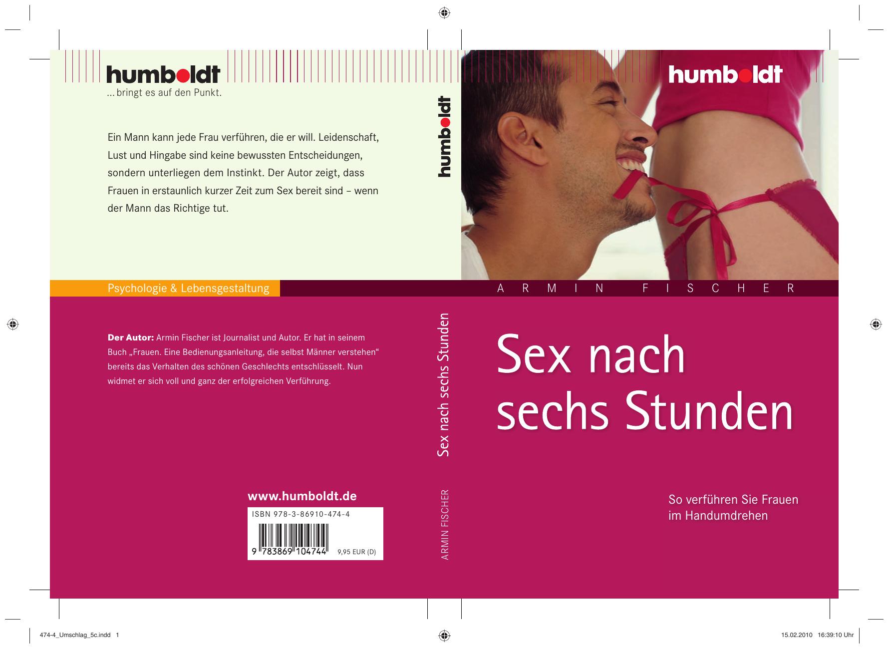 Wie man Frau zum Sex bringt