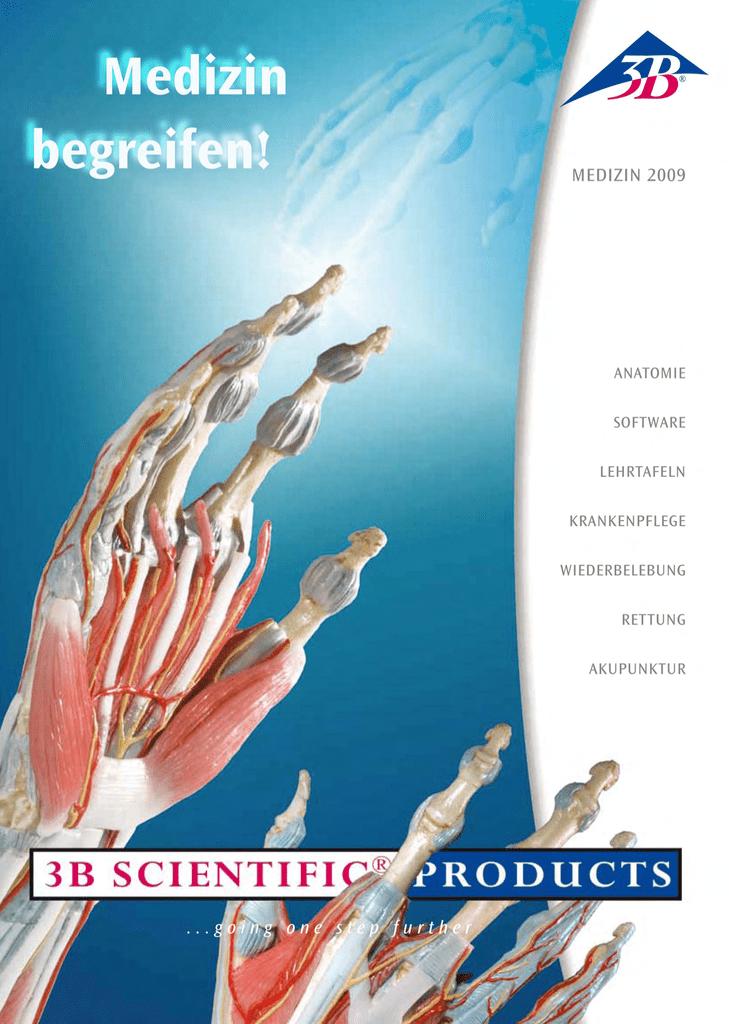 anatomische Modelle - medizinische Übungsphantome | manualzz.com