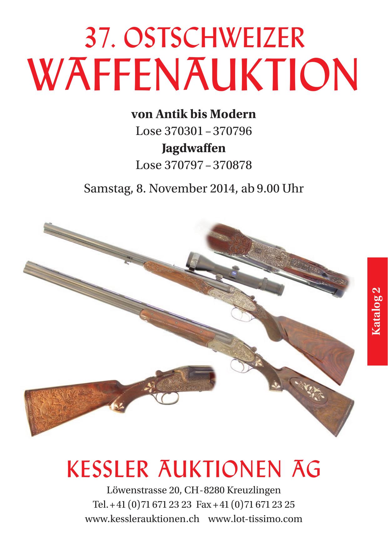Remington datiert per Seriennummer