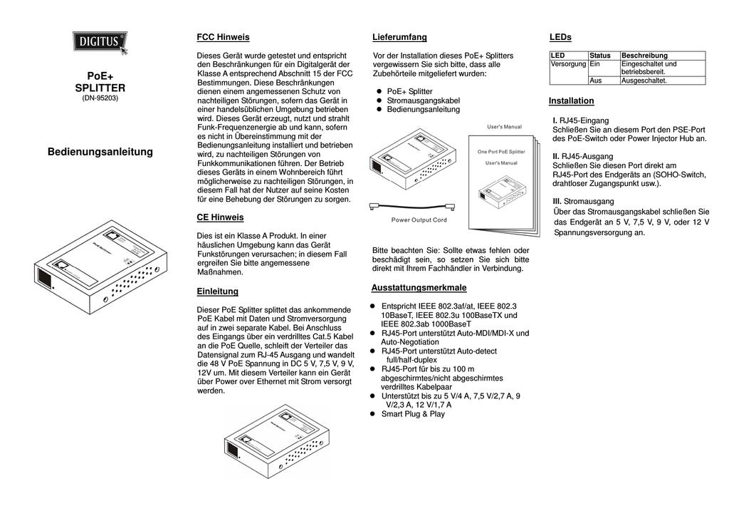 Manual German | manualzz.com
