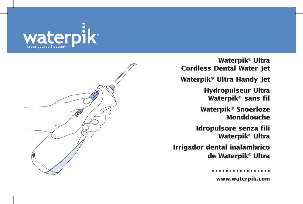 Oral-B Professional Care Waterjet BOCCA DOCCIA pulizia System 4 aufsteckdüsen