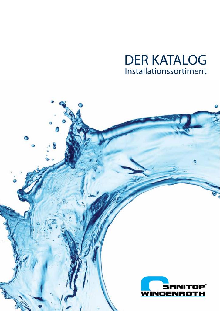 """Sanitop-Wingenroth Warmwasserzähler 1//2/"""" inkl Verschraubung QN1,5-14115 4"""
