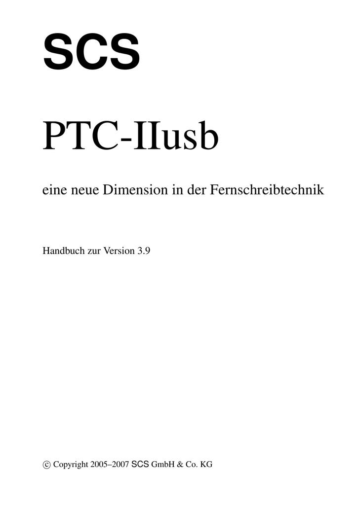 PDF Handbuch des Herstellers | manualzz.com