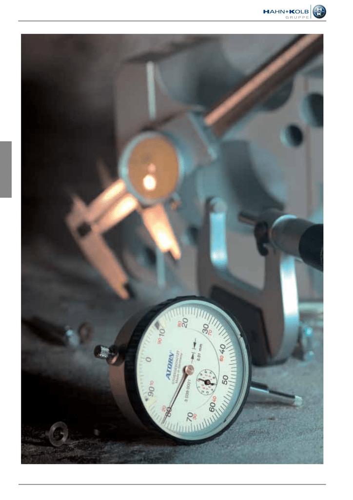 Formato einspannhalter para fühlhebelmessgerät 6 x 12 x 80 mm