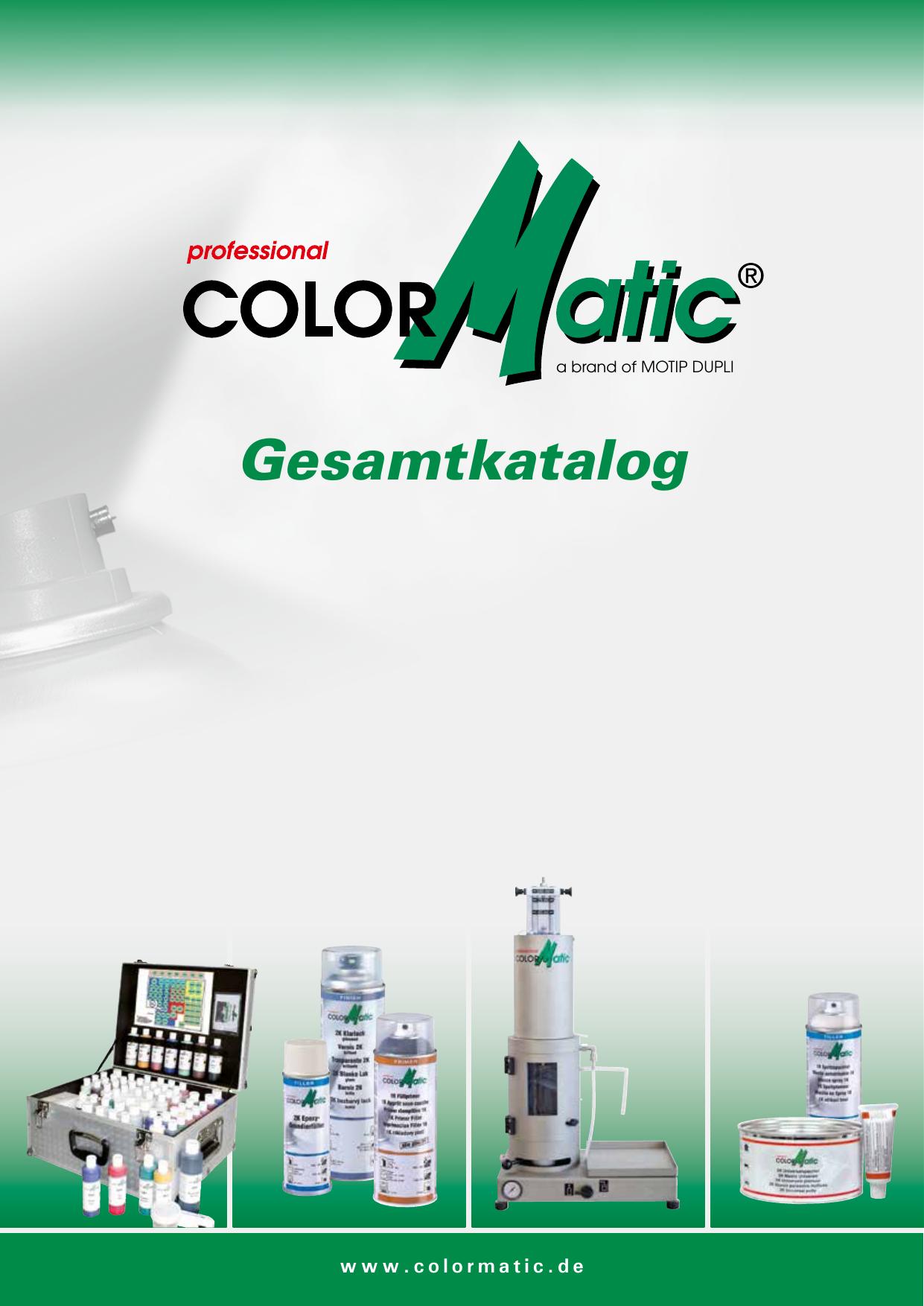 COLORMATIC lackreparatur-Set 332180