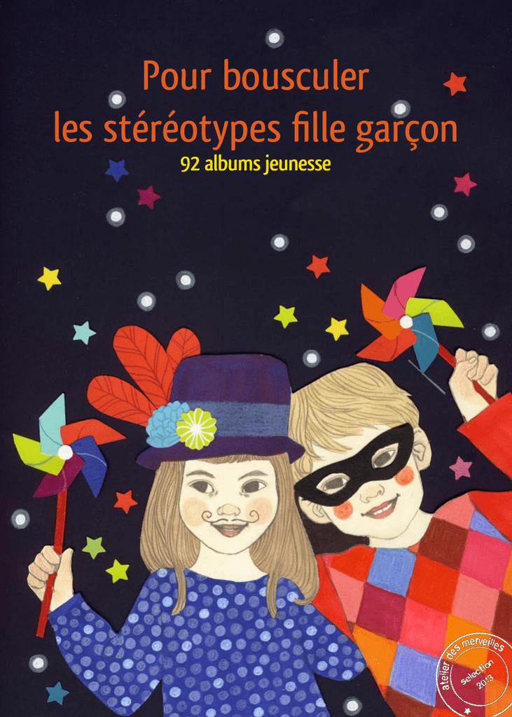 Pour Bousculer Les Stéréotypes Fille Garçon Manualzzcom