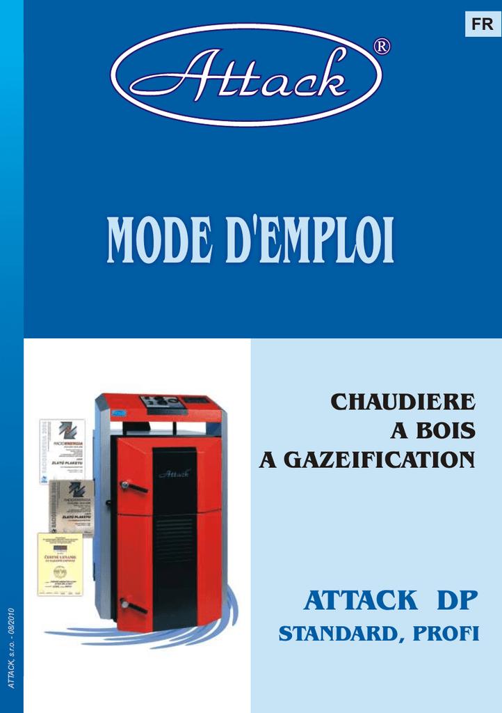Attack Dp Standard Profi Manualzzcom