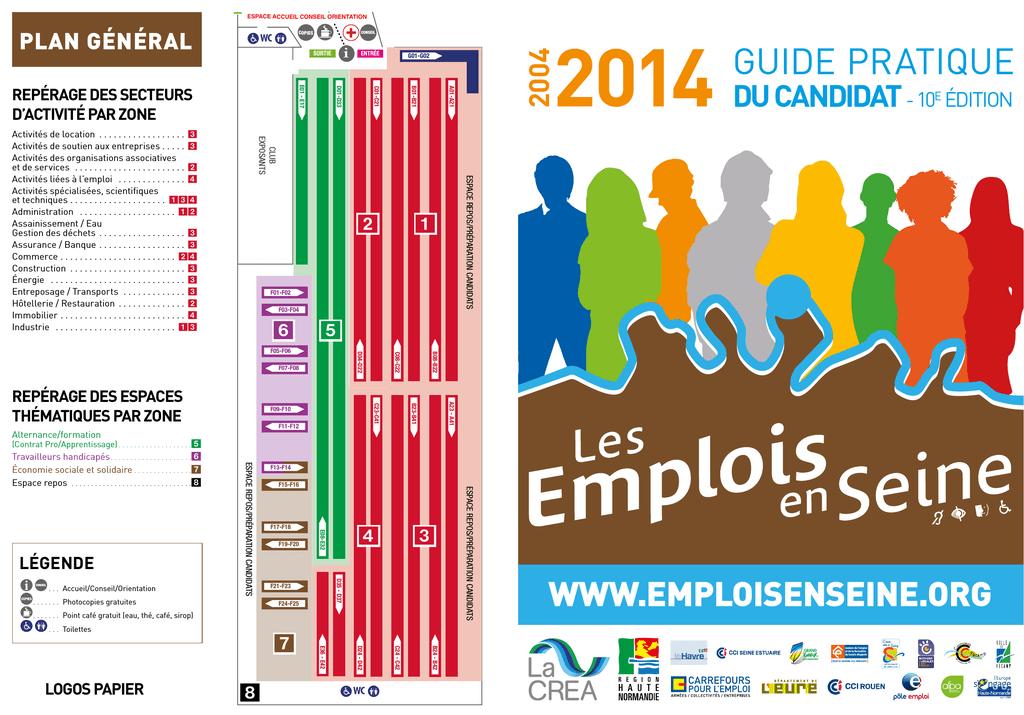 Guide Du Forum Carrefours Pour L Emploi Manualzz Com