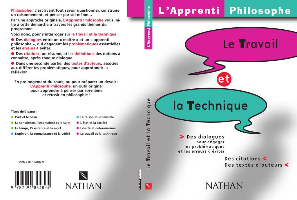 Le Travail Et La Technique Institut De Pratiques Philosophiques