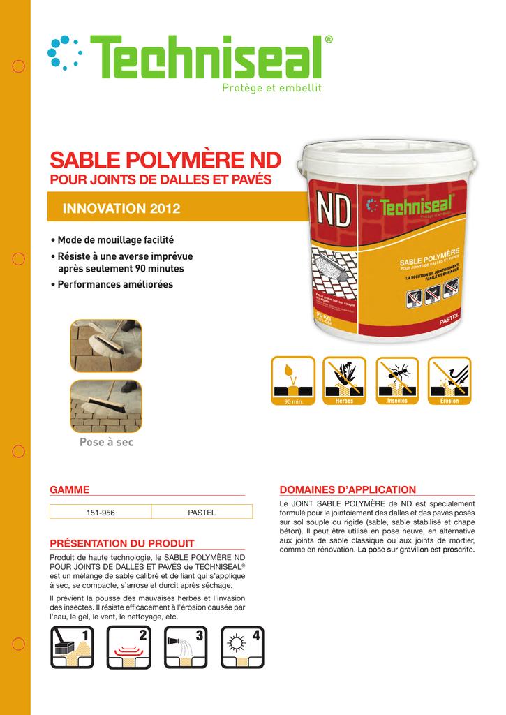 Sable Polymere Manualzz