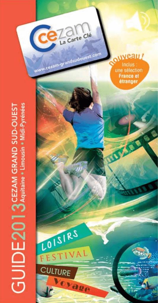 Carte Cezam Skiset.Grace Au Partenariat Entre Ace 82 Et Le Credit Mutuel