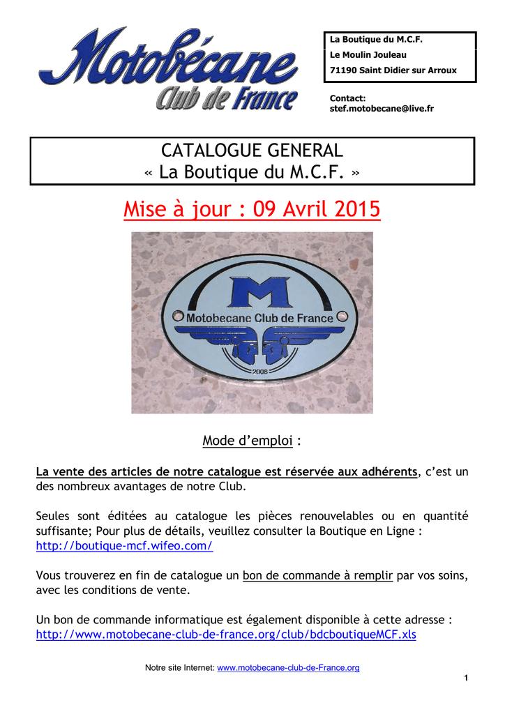 """Autocollant tricolore /""""M/"""" Motobécane MBK 29 x 53 mm"""