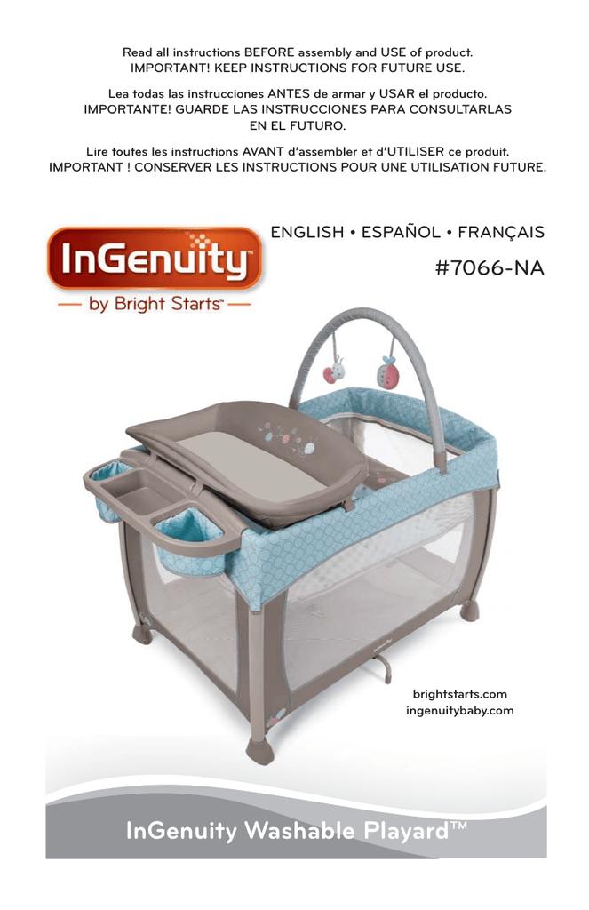 Ingenuity Crib Instructions Image Of Crib Myimaged
