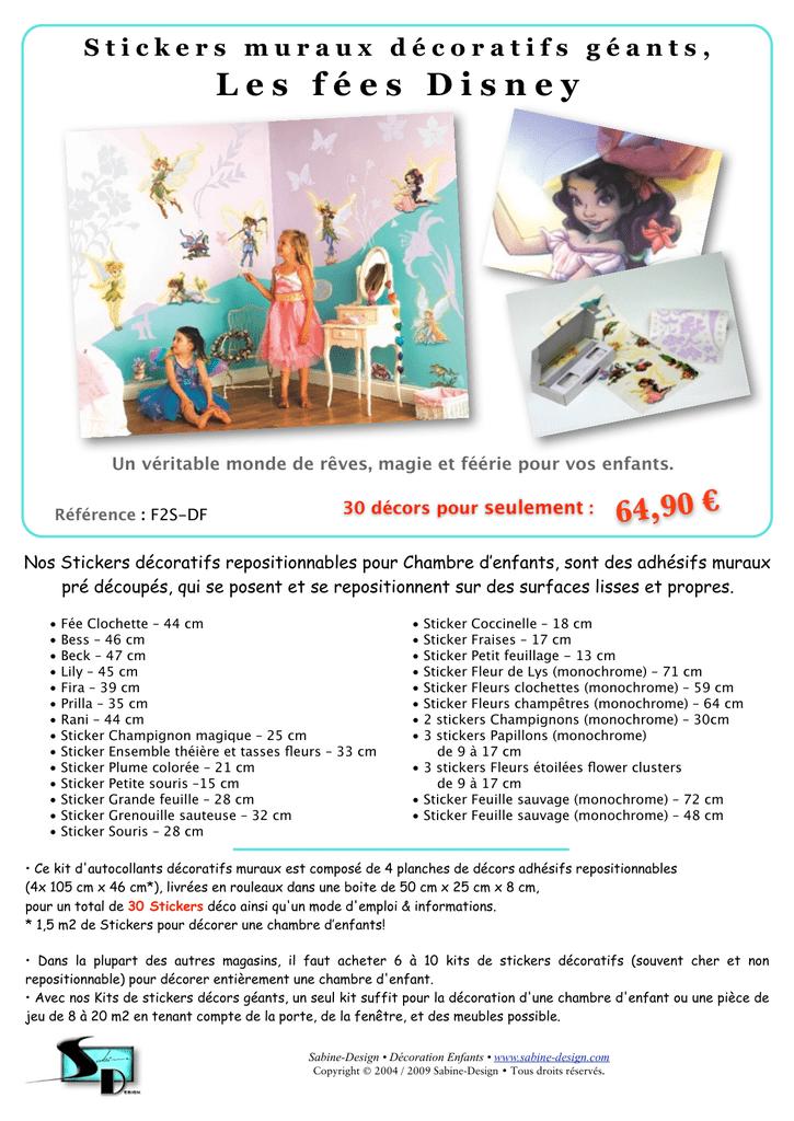 Page Catalogue Stickers Fees Disney Manualzz Com