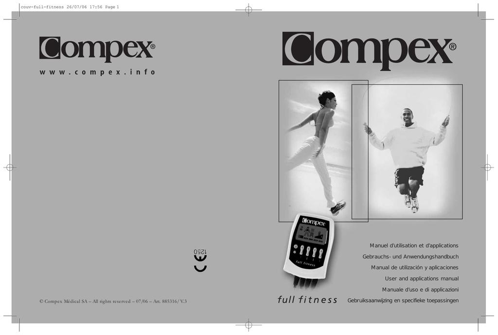 COMPEX ELETTRODI 5x10CM RIVENDITORE AUTORIZZATO COMPEX ATTACCO SNAP 2 BUSTE