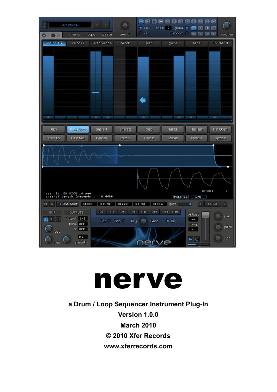 xfer nerve download