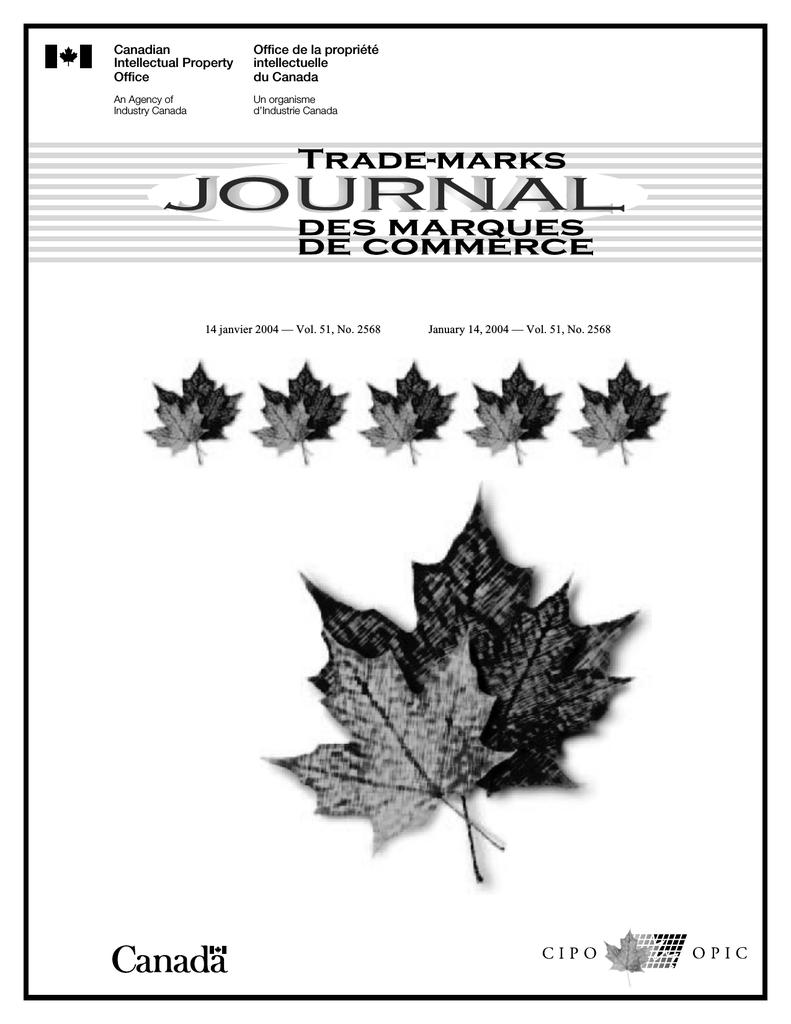 propriété Office du de la intellectuelle Canada Canadian IyY7b6gvmf