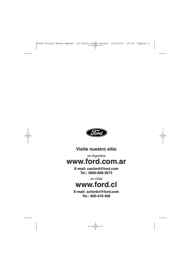 Nuevo Ford Fiesta MK6 2001-2006 Ala Espejo Perilla de Puerta Manual *