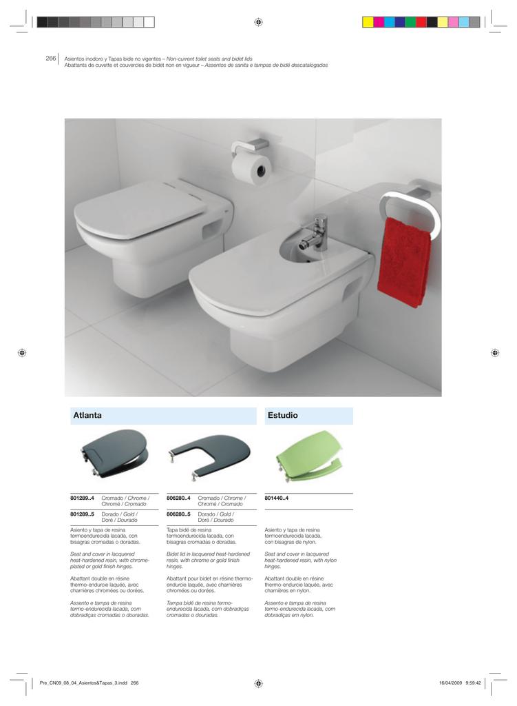 Lavabo Veranda De Roca.Luxury Toilet Manualzz Com