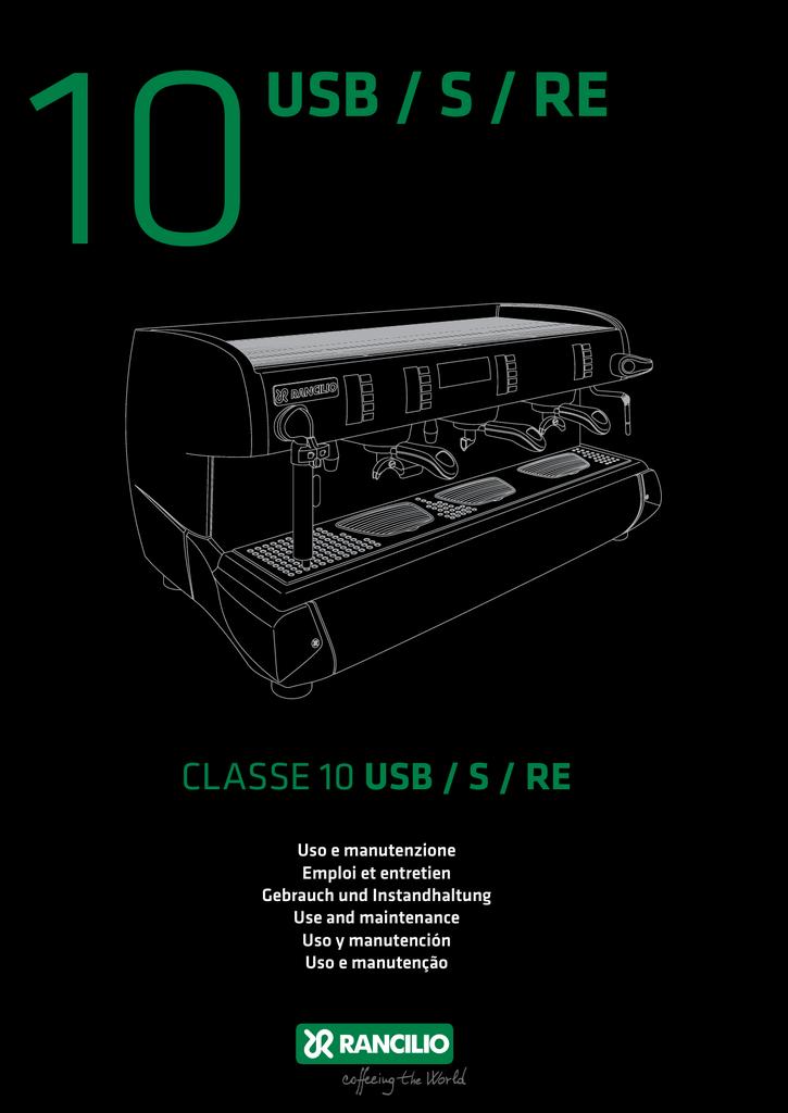 USB / S / RE - CoffeePlease