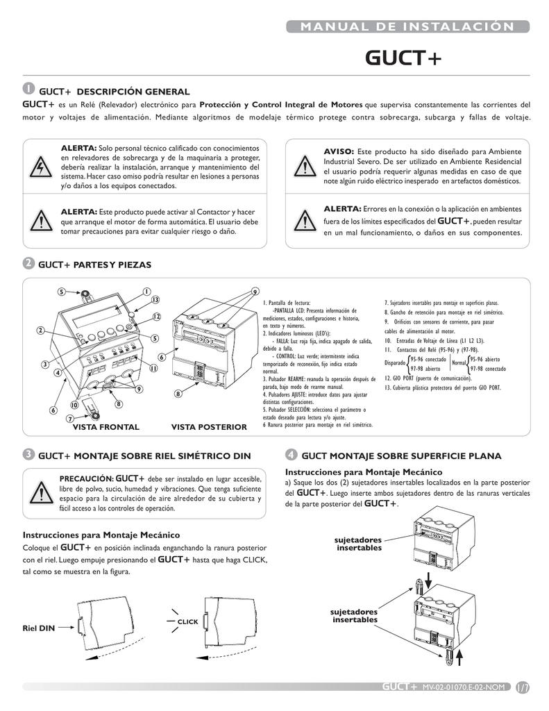 Manual de Instalación | manualzz.com