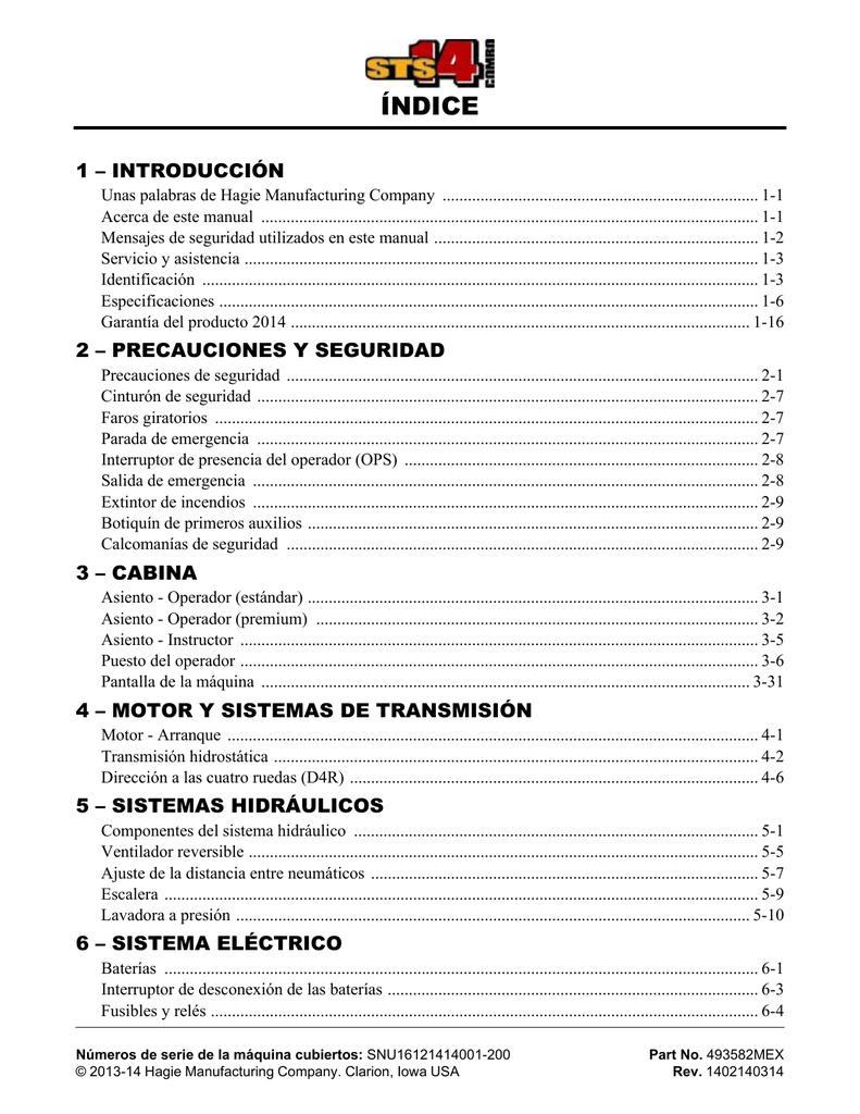 índice - Hagie Help | manualzz.com