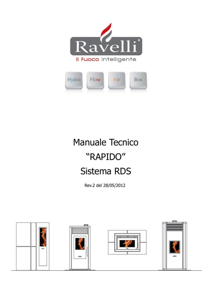 Manuale tecnico ravelli e se stai pensando ad una for Tarature tecnico extraflame