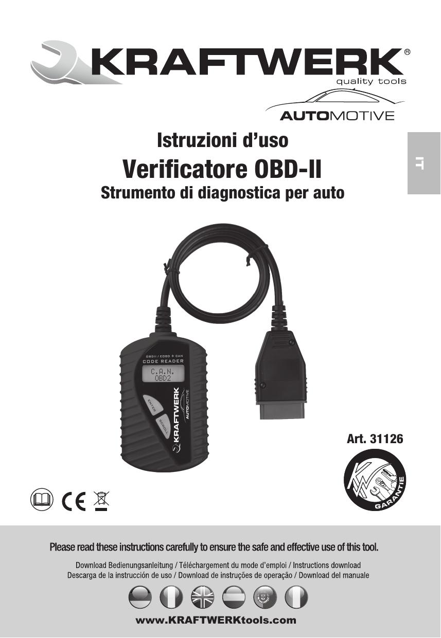 31126 manual IT | manualzz com