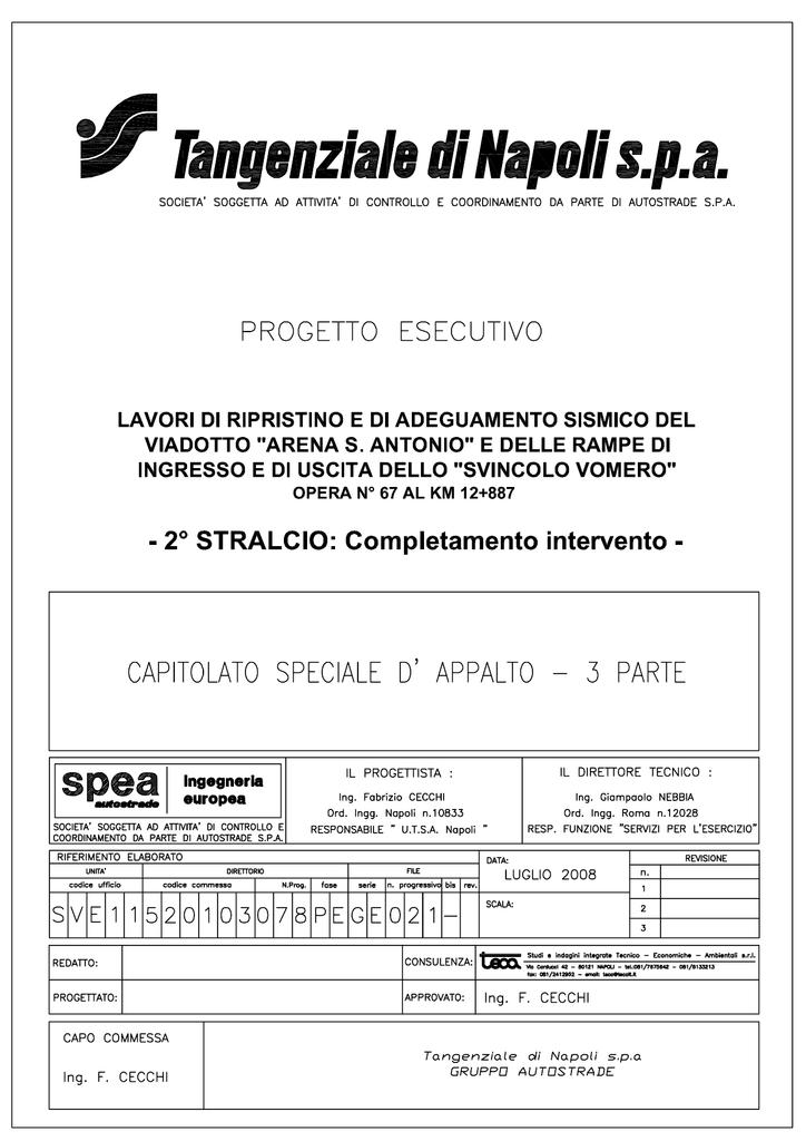 elaborato - codice ge021 - capitolato speciale di appalto  663282c47df