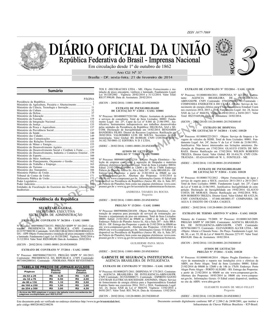 93d33303f617a exemplar de assinante da imprensa nacional