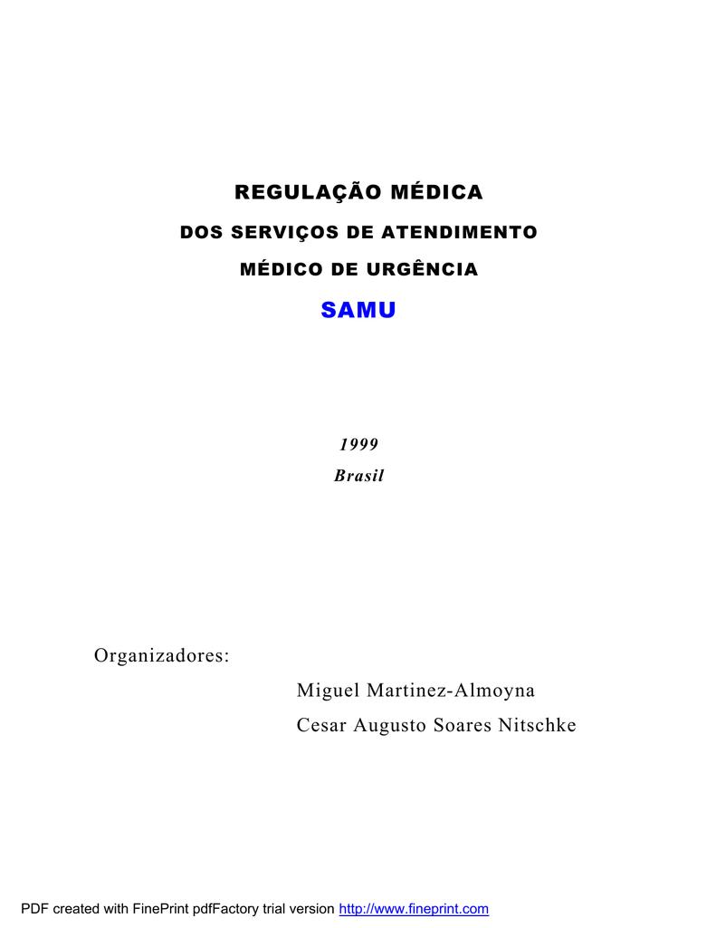 90cb4f4c1 manual de regulação médica de urgência | manualzz.com