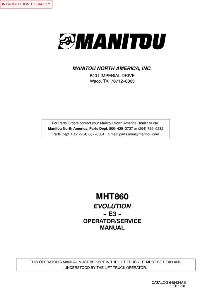 MHT 860-950 0:MHT 860 LT MS 0.qxd.qxd | manualzz.com on