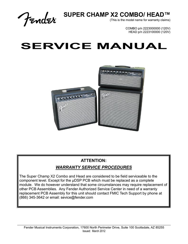 Super Champ X2 Service Manual | manualzz.com on super champ head, super champ x 2, super champ x2 review,