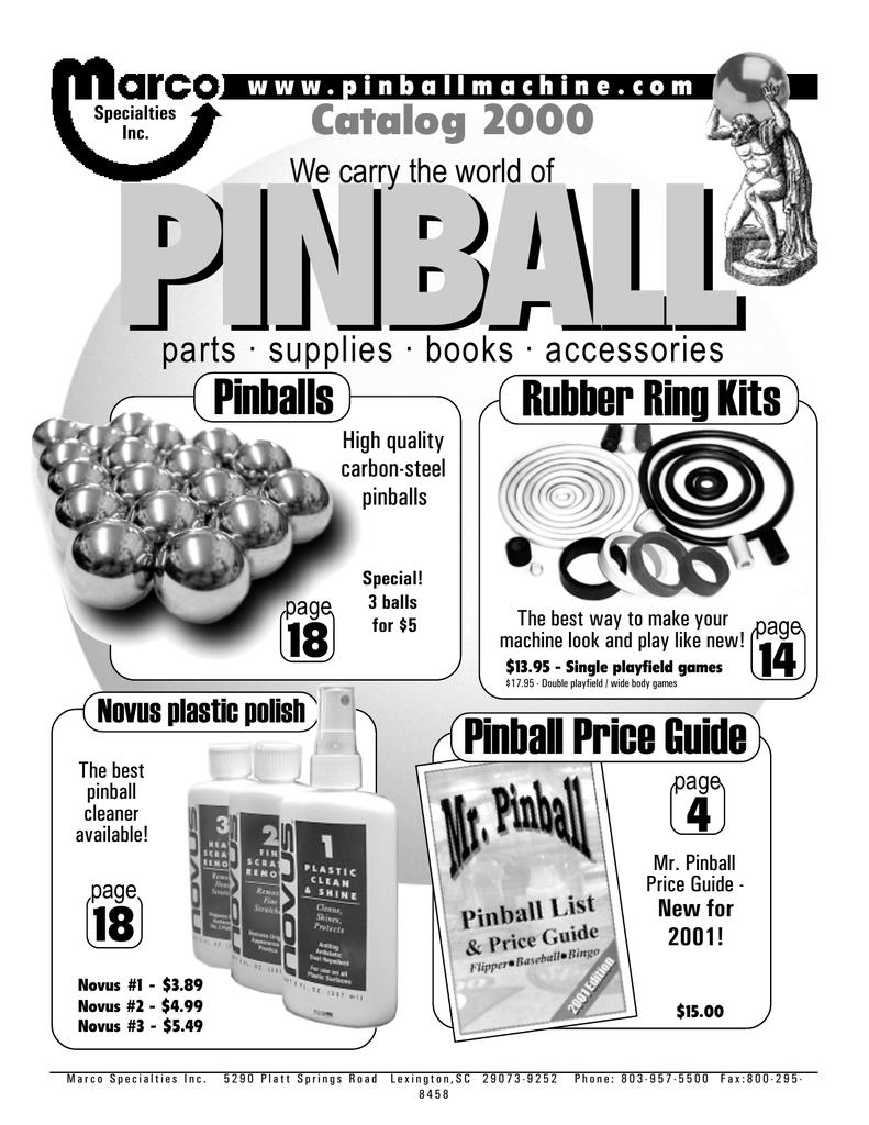 Kit rubbers sheriff//lawman Gottlieb 1971 flipper pinball elastic