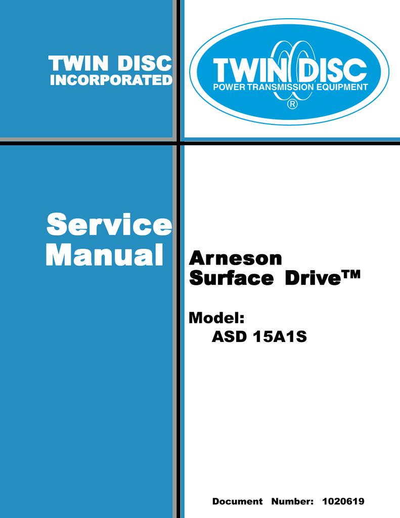 Service Manual Arneson | manualzz com