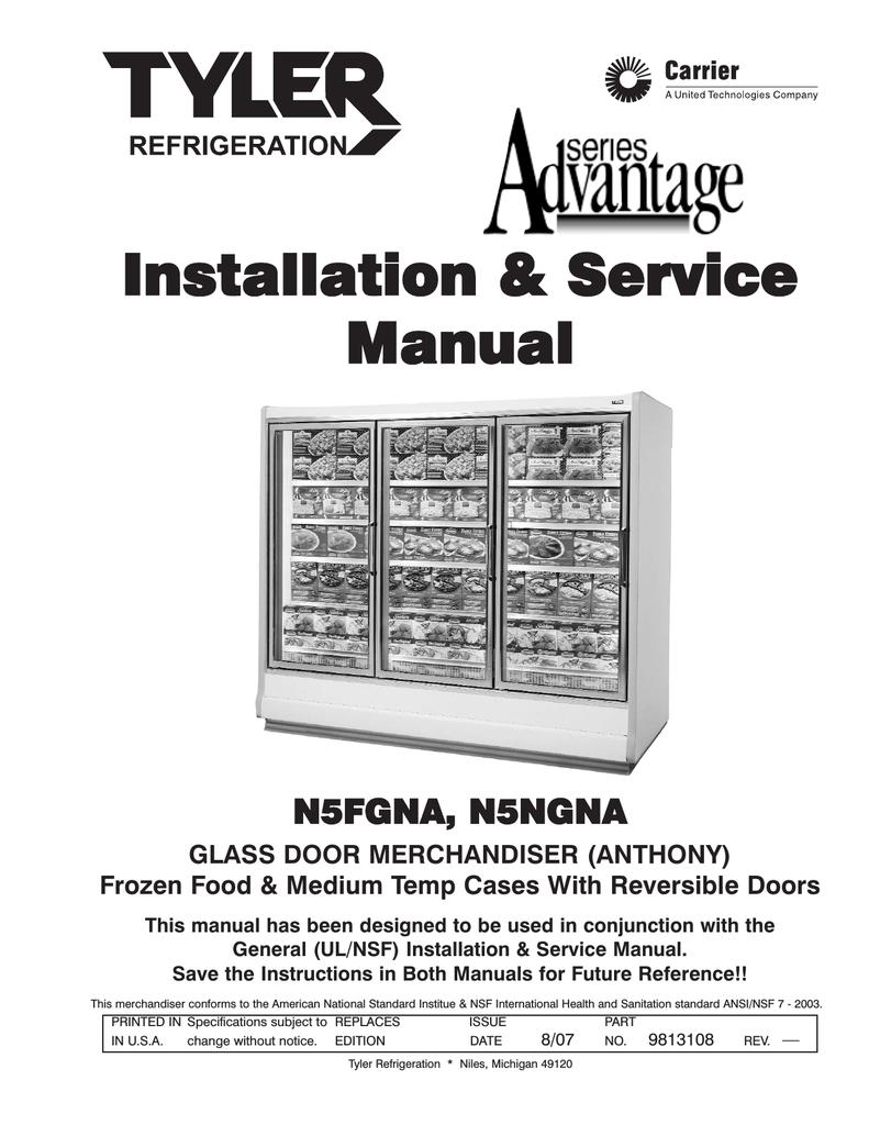 Fabulous Installation Service Manual Manualzz Com Wiring Digital Resources Bletukbiperorg